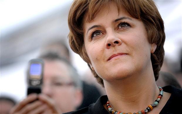 Dominique Voynet, anggota pendiri partai Hijau di Prancis, menyebut politik negara tersebut 'korup dan penuh kronisme'.