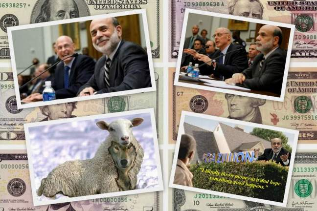 1. Federal Reserve collage